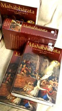 Mahábhárata könyvvásár